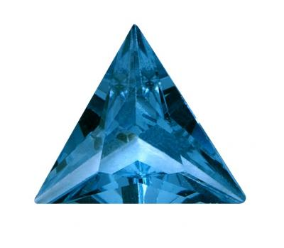 Synthetic Spinel - Triangle - #120 (TS)