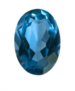 Synthetic Spinel - Oval - #120 (OS)