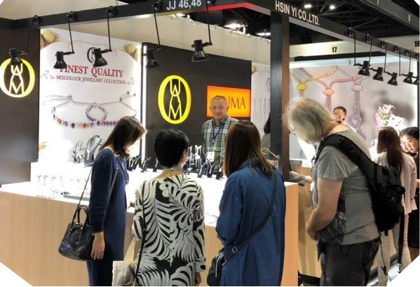 Bangkok Gems & Jewelry 20 Feb. - 24 Feb. 2019